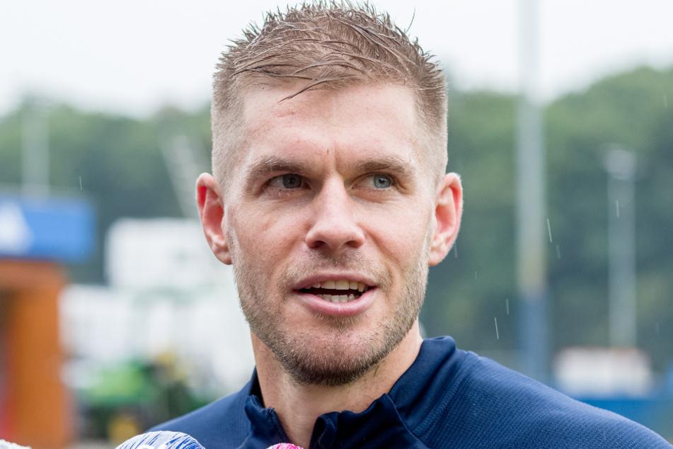 Letzter Neuzugang beim HSV war der Stürmer Simon Terodde (32).
