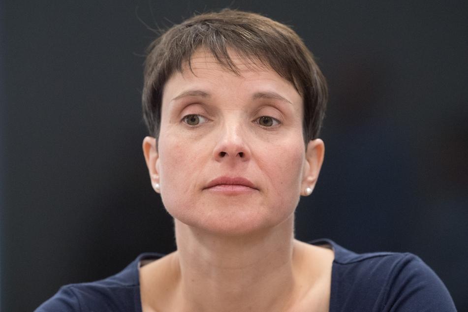 Der Berufungsprozess gegen Frauke Petry (46) startet Mitte August.