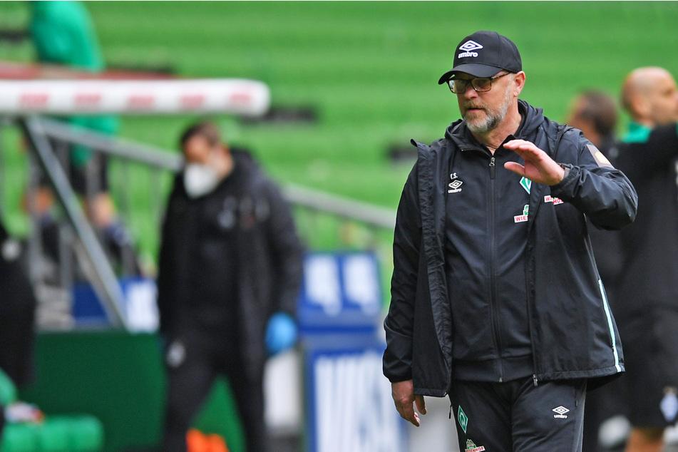 Thomas Schaaf (60) ist mit der Abschiedsbegründung des SV Werder Bremen nicht einverstanden.