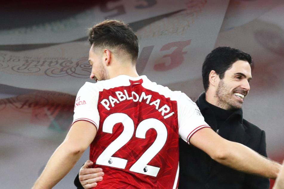 """Arsenal-Fans sauer wegen Corona-Staatshilfen für die Gunners: """"Es ist so peinlich"""""""