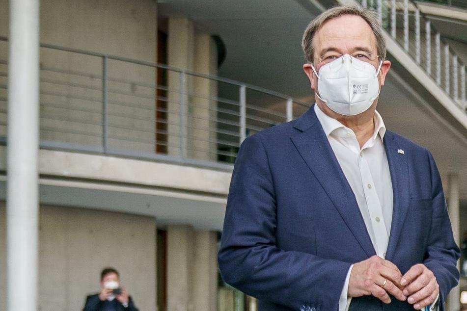 Coronavirus: Laschet will Brücken-Lockdown möglichst schnell