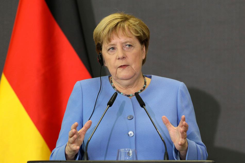 Bundeskanzlerin Angela Merkel (67, CDU) überrumpelte viele mit ihrem abrupten Atomausstieg.