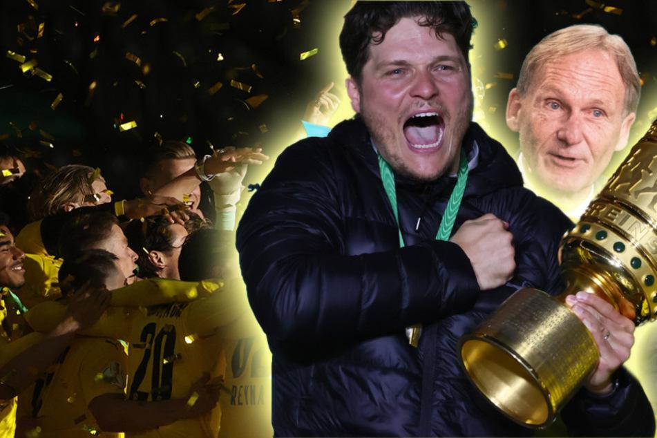 BVB-Hammer um Pokal-Held Terzic: Watzke spricht von heimlicher Verlängerung! Verbleib bereits klar?