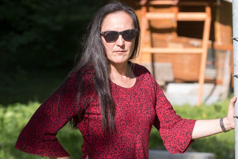 Ortschaftsrätin Manuela Schott (60) ist seit 2004 im Hochland aktiv.