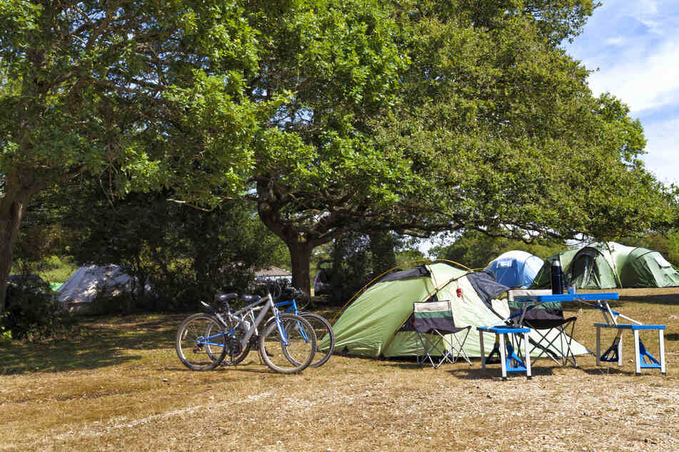 Auf einem Campingplatz kam es zum Unglück. (Symbolbild)