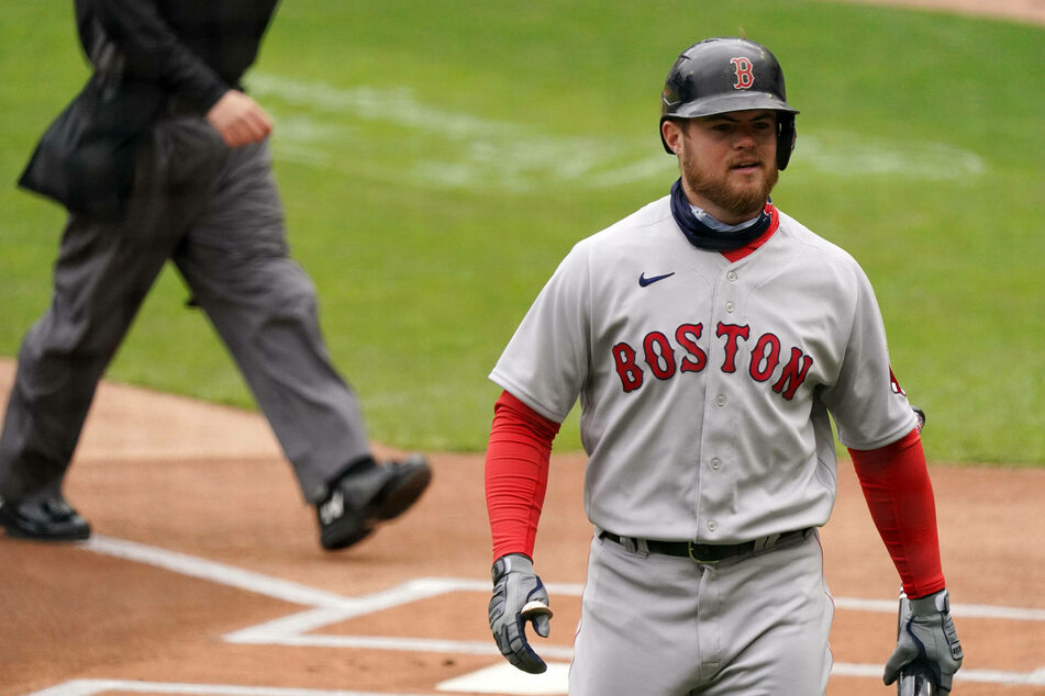 MLB: Red Sox take Patriots' Day game with a big win against the White Sox