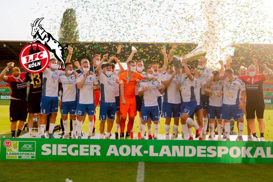 Altglieni...wer? Auf diesen Gegner trifft der 1. FC Köln im DFB-Pokal