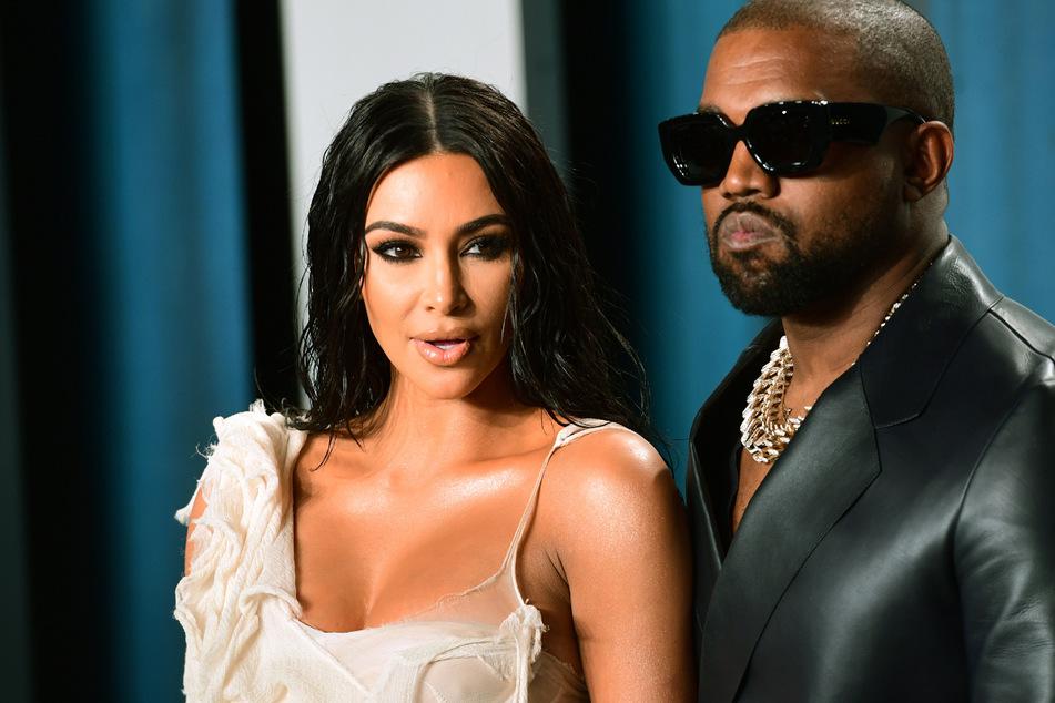 Kim Kardashian macht Schluss mit Kanye West: So schlecht geht es dem Rapper jetzt