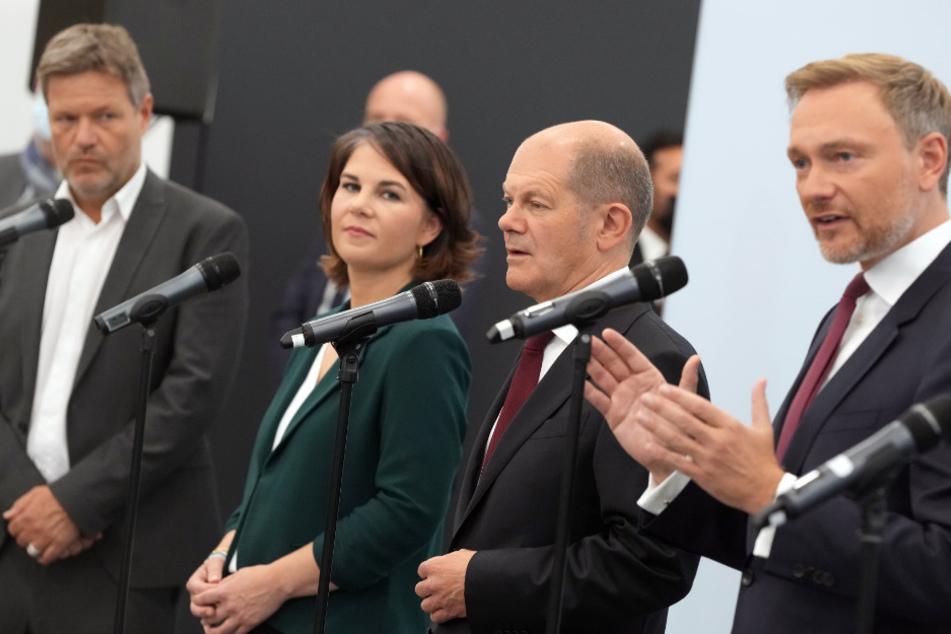 Weg frei für die Ampel-Koalition? Das sind die Pläne von SPD, Grünen und FDP