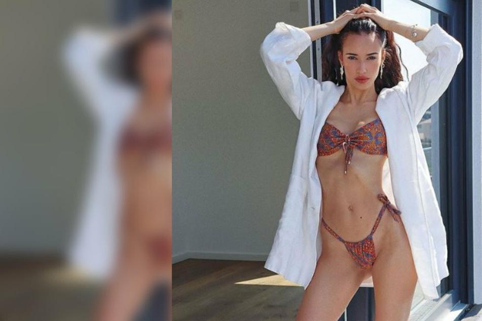 Hanna Schlönvoigt spaltet mit Bikini-Foto die Fans