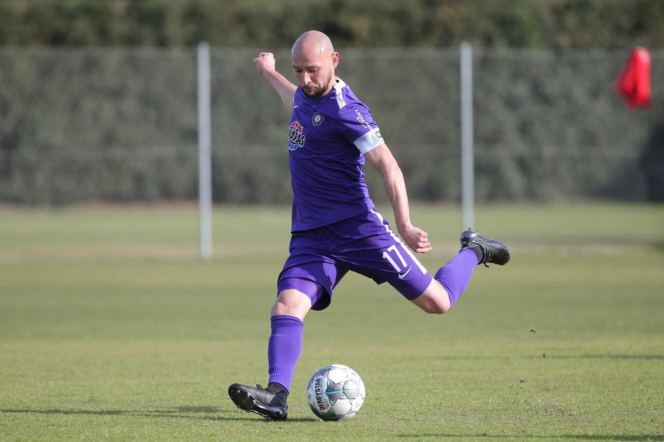 FCE-Mittelfeldmann Philipp Riese.