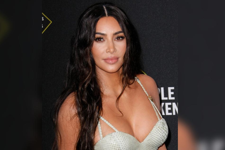 Kim Kardashian (39) wird für die nächste Zeit erstmal nicht mehr so aussehen.