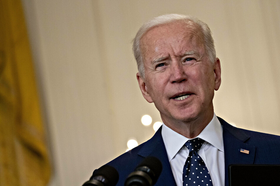 Biden hits Russia with sanctions over cyber hacks, election interference