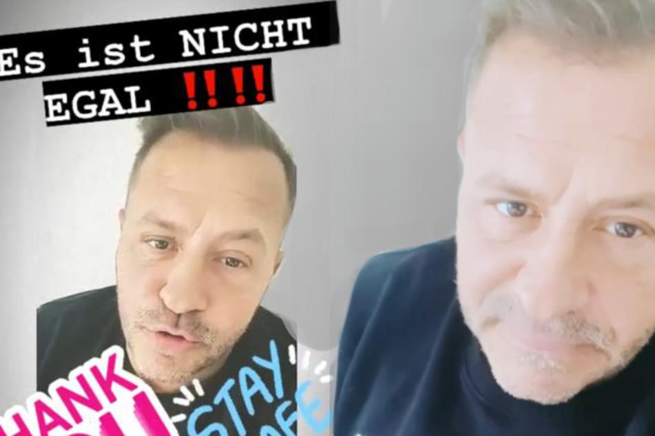 """Willi Herren mit emotionalem Appell: """"Hört nicht auf die Vollidioten!"""""""