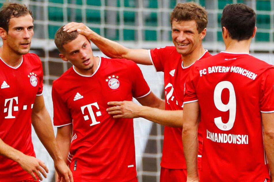 Der FC Bayern München feiert einen weiteren Sieg.