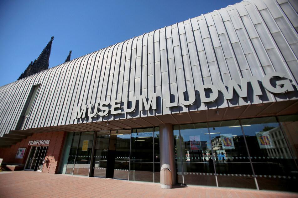 Das Museum Ludwig in Köln ist nach langer Corona-Pause wieder für Besucher geöffnet.