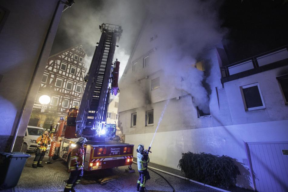 Versuchter Mord: Mehr als neun Jahre Haft nach Brandnacht