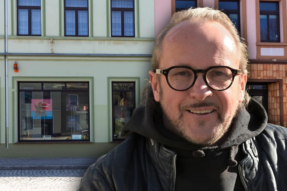 """Kunst im Schaufenster: """"Tasso"""" macht's möglich!"""