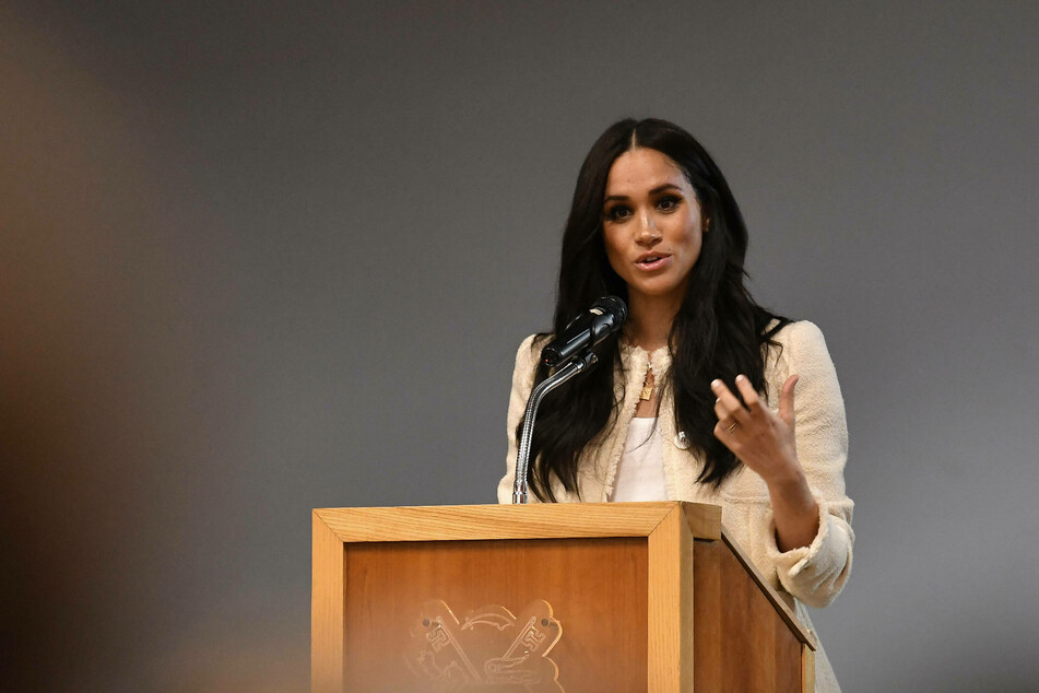 Meghan Markle has come under attack from the British press ever since she moved to the royals mansion.