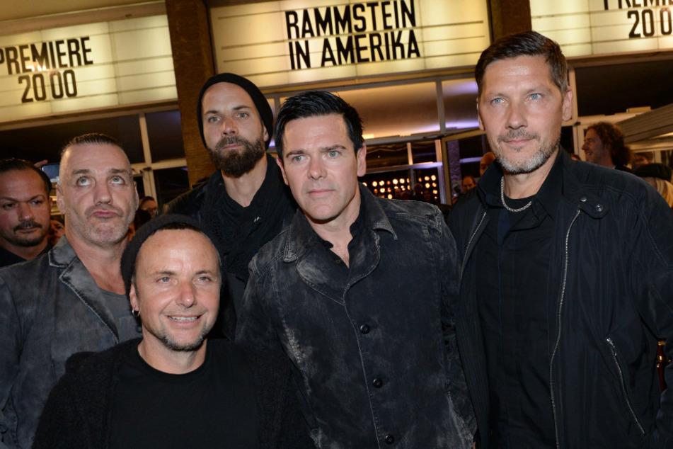 Rammstein verkünden Jubel-News!