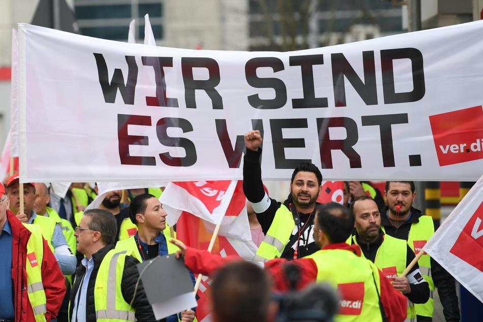 "Verdi lässt nicht locker: Warnstreik legt Hessens ""Öffis"" erneut lahm"