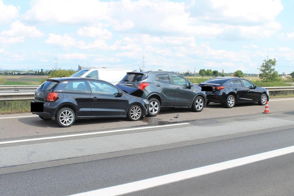 """Unfall A61: Gaffer """"bestaunen"""" Unfall auf der A61, dann kracht es erneut"""