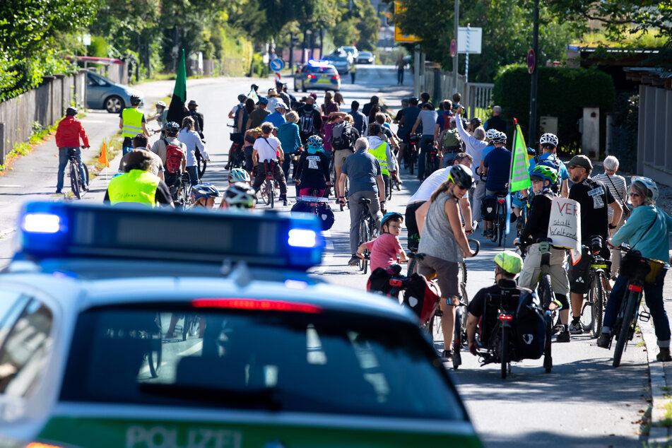 Sichere Radwege für Kinder: Mehrere Fahrrad-Demos am Wochenende in NRW