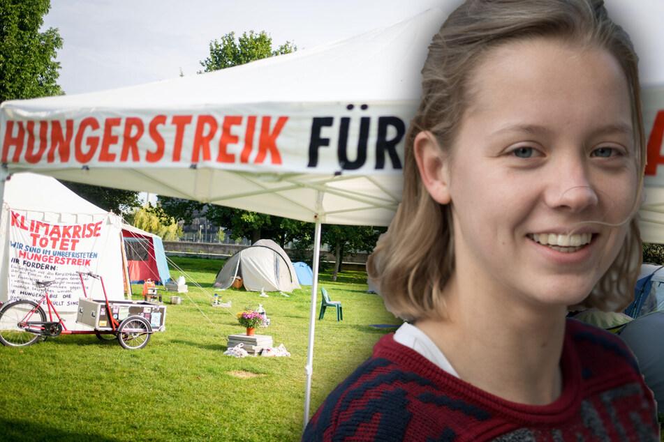 Fridays-for-Future-Sprecherin Reemtsma verteidigt Hungerstreik