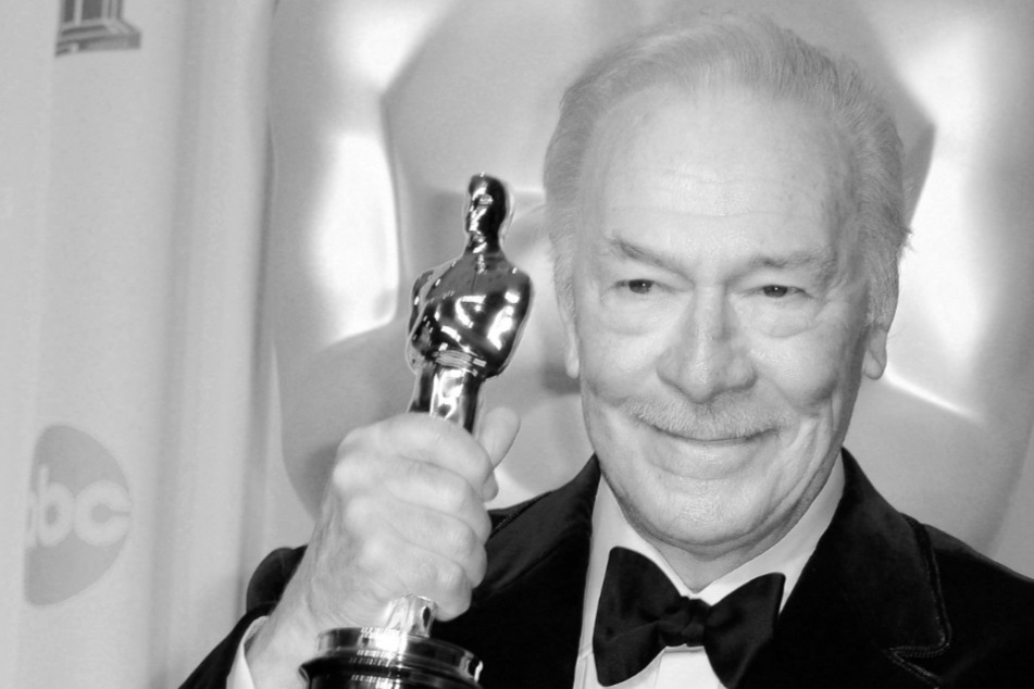 Über 50 Jahre im Filmgeschäft! Oscar-Preisträger Christopher Plummer ist tot