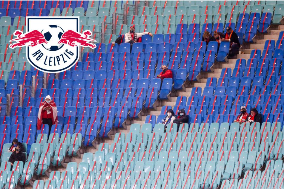 RB Leipzig wieder mit weniger Zuschauern: Bisher verkaufte Karten ungültig
