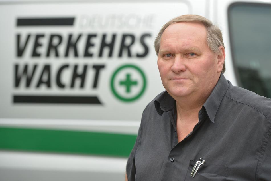 Vorstandsvorsitzender Franklin Stöckel (52) fordert realitätsnahes Training unter freiem Himmel.