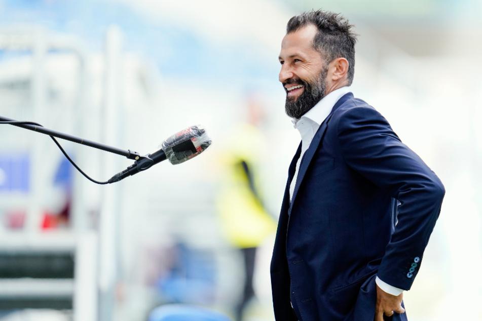 Hasan Salihamidzic (43), Sportvorstand der FC Bayern München AG.