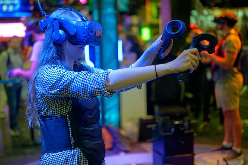 Die Computerspielmesse ist ein beliebtes Ziel für Fans der Gaming-Industrie.
