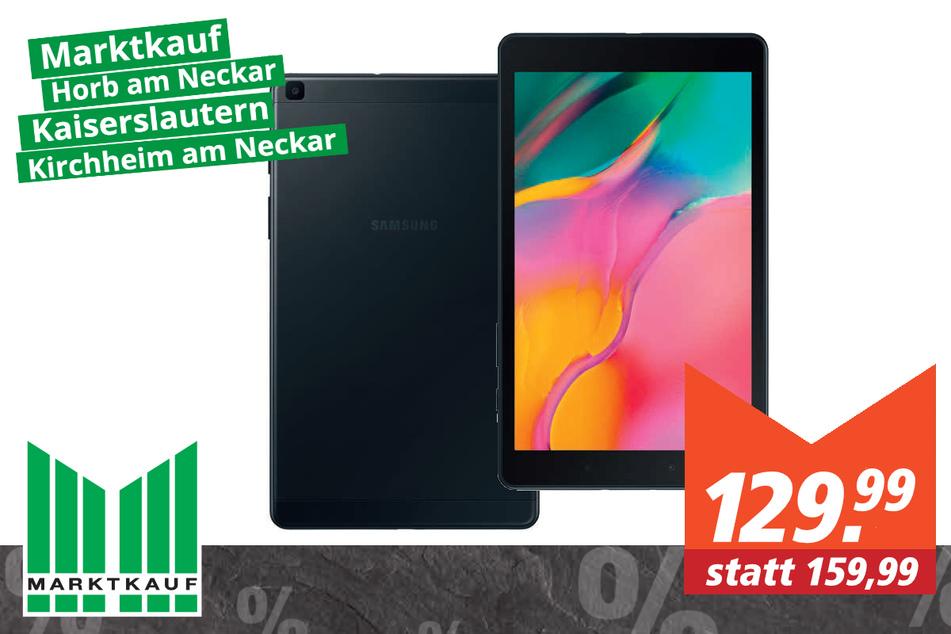Samsung Galaxy Tab A 8.0 für 129,99 Euro