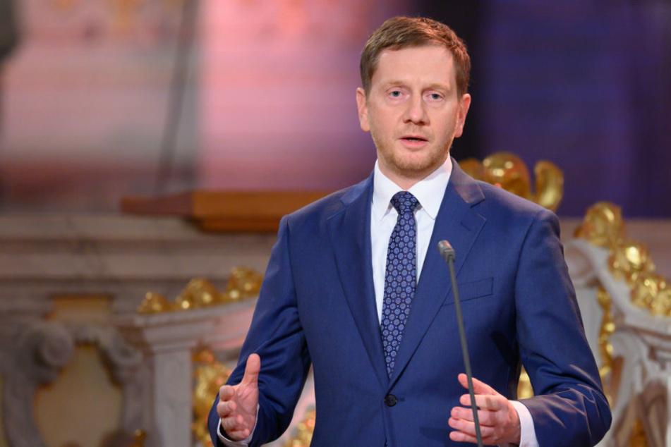 Sachsens Ministerpräsident Michael Kretschmer (45, CDU) spricht sich für einen über den 10. Januar hinaus verlängerten Corona-Lockdown aus.