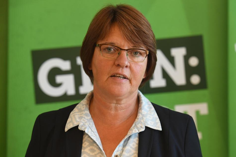 Meta Janssen-Kucz, Landesvorsitzende von Bündnis 90/ Die Grünen im niedersächsischen Landtag.