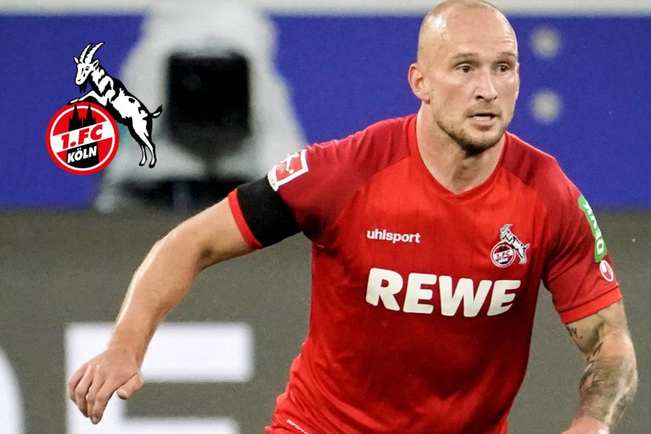 1. FC Köln bestätigt Trennung von Leihspieler Toni Leistner