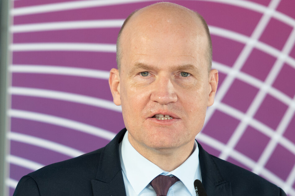 Unions-Fraktionschef Ralph Brinkhaus (52).
