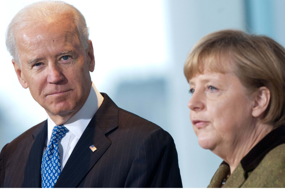 Termin fix: Joe Biden empfängt Angela Merkel im Weißen Haus