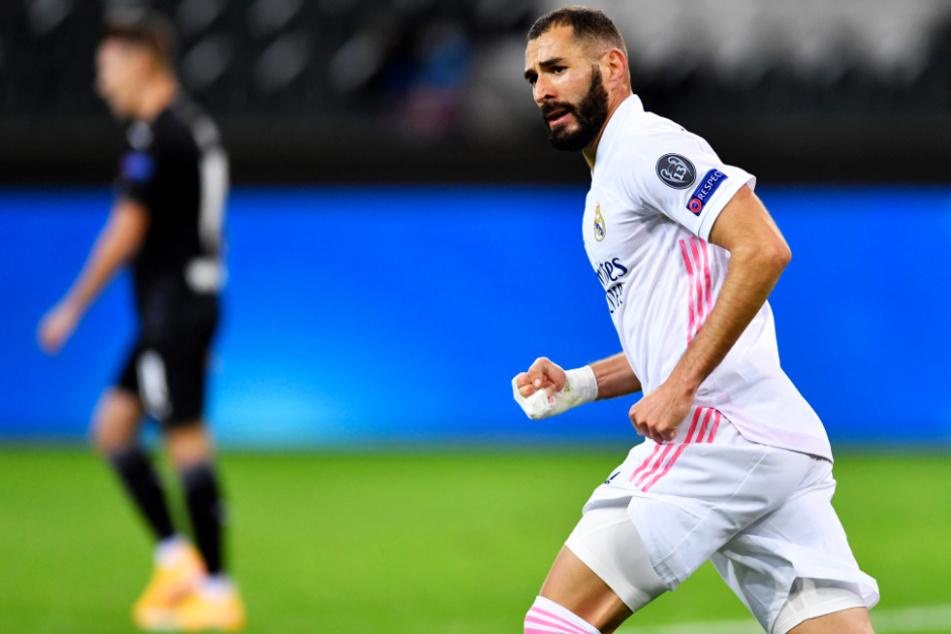 Karim Benzema bringt sich mit Aktionen wie der gegen Vinicius Junior immer wieder selbst in Bedrängnis und macht sich angreifbar.