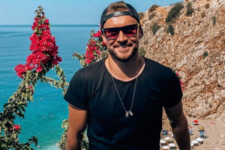 Alexander Hindersmann (33) versucht sich als Reiseblogger.