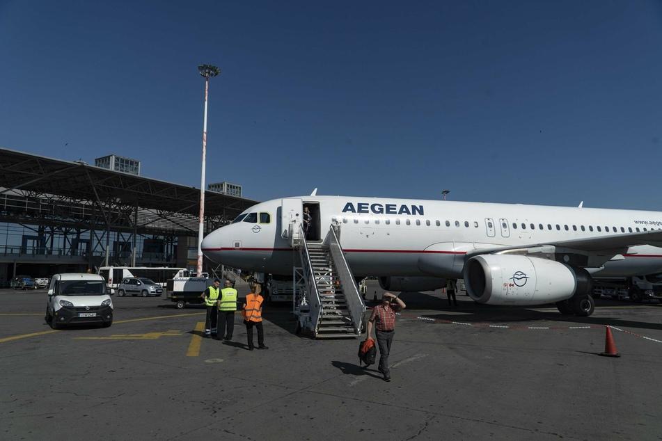 Der Flughafen in Larnaka hat wieder geöffnet. (Archivbild)
