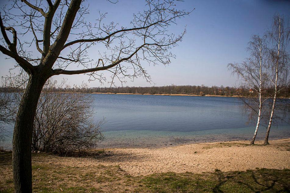 Am Kulkwitzer See spielte sich das tödliche Drama ab.