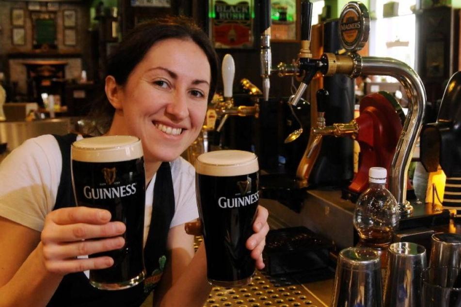 Shamrock: Irish Pub im Herzen der Stadt