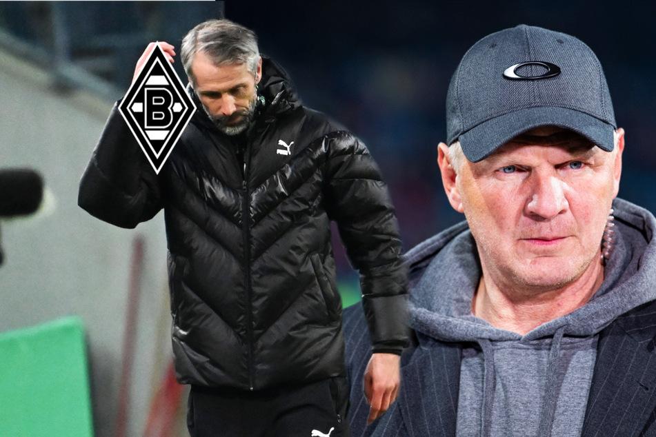 Effenberg hinterfragt Gladbach und Coach Rose: War es ein Fehler, ihn zu holen?