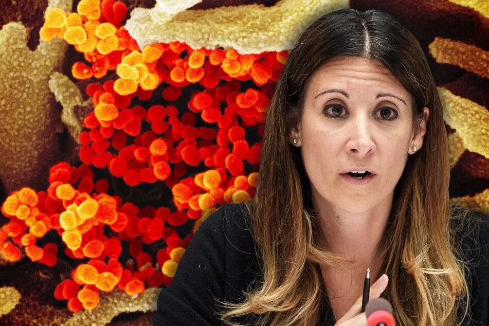 Maria Van Kerkhove (44) ist die WHO-Experten in Sachen Corona. Sie warnt vor zu viel Sorglosigkeit in Europa.