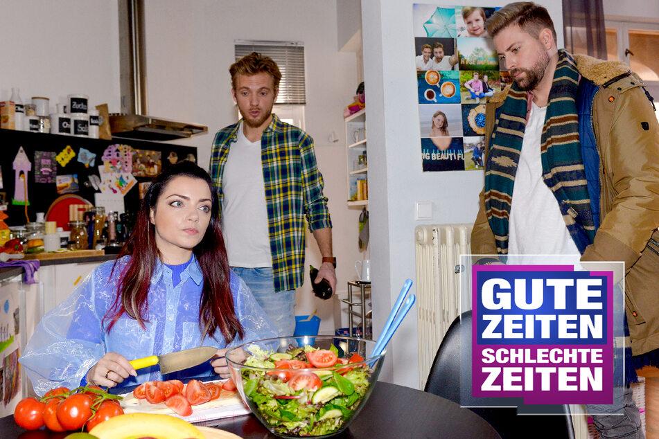 """Felix von Jascheroff zum GZSZ-Familiendrama: """"Wird schwierig"""""""