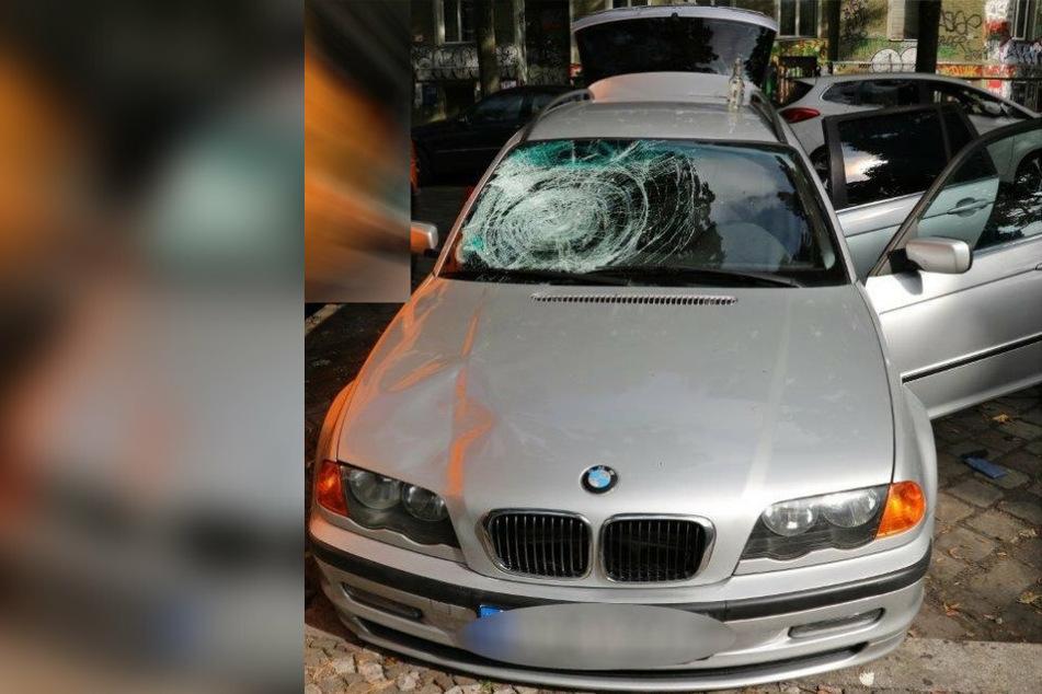 Suff-Fahrer rast auf Flucht vor Polizei Mutter und Kind fast tot: Prozess neu aufgerollt