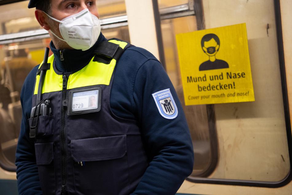Schonfrist endet: Ab Montag werden Verstöße gegen FFP2-Maskenpflicht teuer