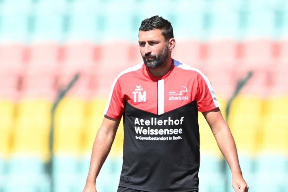 Torsten Mattuschka (40) wurde 2011 mit seinem Freistoß-Tor zum Unioner Derbyhelden.